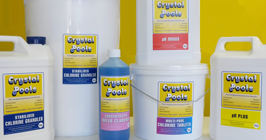 swimming pool chemicals and water treatment surrey